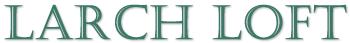 Larch Loft Logo